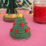 クリスマスツリーを手作りしよう!100均でできる北欧風ツリー!