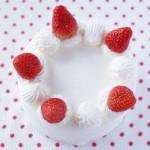 ホットケーキミックスでクリスマスケーキ!子供と作れる簡単レシピ!